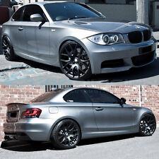 "GTC Wheels GT-CR 19"" Matte Black BMW 1 E82 E88 E87 135i 125i 120i 130i"