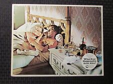1969 WHAT EVER HAPPENED TO AUNT ALICE Original 14x11 Lobby Card #3 VG/VG+ LOT