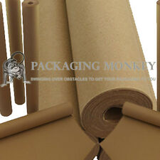 600mm x 10M Heavy Duty Kraft Brown Wrapping Paper Roll