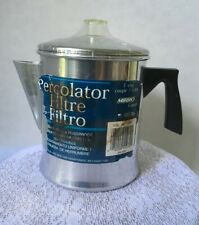 Mirro Vintage Coffee Percolater Aluminum 7 Cup