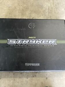 NEW! Tippmann Sports Stryker MP1 Paintball Gun Electronic Tactical Marker Black