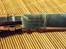 Opinel DIY Folding Knife - Organic Gray FRN - Limited Edition GOVT OVERRUN - NEW