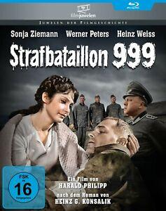 Strafbataillon 999 - Sonja Ziemann - Heinz G. Konsalik - Filmjuwelen [Blu-ray]