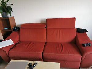 2er Couch Elektrisch