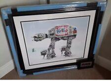 Brand New JJ Adams Imperial Walker Graffiti Limited Edition Star Wars