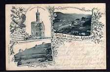 106221 AK Bruchhauser Steine 1900 Nordenau Aussichtsturm hoher Astenberg Auerhah