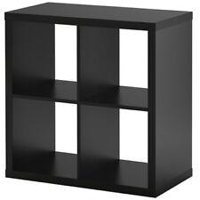 IKEA KALLAX Regal schwarzbraun 77x77x39cm Bücherregal Wandregal Sideboard NEU