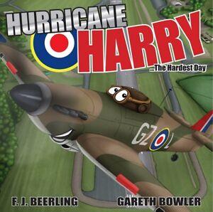 Hurricane Harry by F. J. Beerling (2016 Paperback)