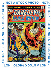 Daredevil (and the Black Widow) #99 (May 1973, Marvel), Hawkeye, Avengers 8.0 VF