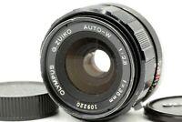 Rare!! M42 mount / EXC+++++ Olympus G.ZUIKO AUTO-W 35mm F/2.8 MF Lens From JAPAN