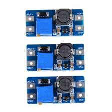 3Pcs Input 2V-24V Dc-Dc 5V/9V/12V/28V Boost Converter Adjustable Step Up Po