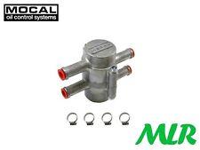 "MOCAL OT/1 1/2"" REMOTE OIL COOLER THERMOSTAT CIVIC VTEC TYPE R S2000 CRX SQ"