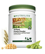AMWAY NUTRILITE ALL PLANT PROTEIN POWDER - (15.97oz, 450g) ***Certified ***