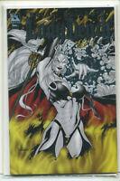 Lady Death ANNUAL #1  Platinum Variant Avatar Press Brian Pulido NM CBX1K