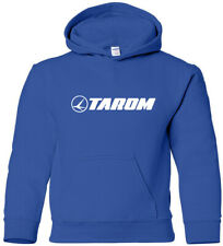 TAROM Retro Logo Romanian Airline Hoody