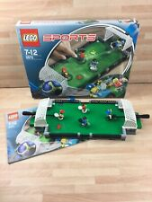 Lego Sports 3570 Street Soccer Football game (missing Footballs & 1 Green Piece