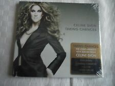 Taking Chances - Celine Dion CD Columbia