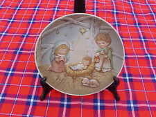 1981 The Nativity From Little Bible Friends Collection By Lucas Plate