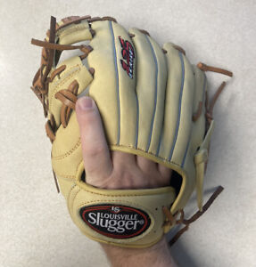 "Louisville Slugger 125 Series 11.5"" Left Hand Throw WTL12LB17 Baseball Glove LHT"