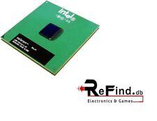Processore CPU Intel CELERON 600 MHZ 600/128/66MHz 1,7V FSB Socket 370