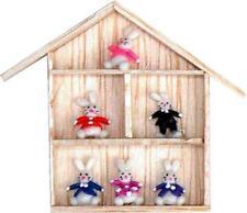 Florero De Cerámica escala 1:12 casa de muñecas en miniatura de J1