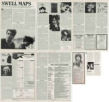 SWELL MAPS : CUTTINGS COLLECTION -interview-