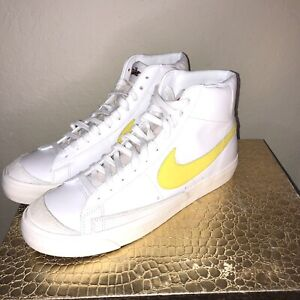 New NIKE Blazer Mid '77 Vintage Opti Yellow DS Men's Size 10.5 Make an offer