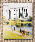 The Quiet Man Olive Signature Blu Ray 1952 John Wayne John Ford Rare Sealed NEW