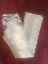 Womens Authentic Guess Denim Jeans Size 25