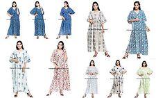 10 PC LOT Women's Kaftan Caftan Top Boho Dressing Loose Batwing Free Size Mix