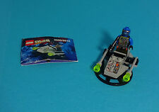 LEGO Space, UFO ~ Cyber Blaster (6800) & Anleitung