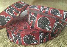 """1 Yard 1"""" Atlanta Falcons Grosgrain Ribbon"""