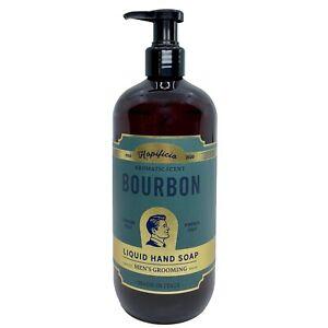 Hopificio Aromatic Scent Bourbon Liquid Hand Soap