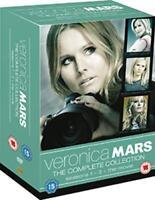 Veronica Mars Stagioni 1 A 3 Collezione Completa & The Movie DVD Nuovo (100049