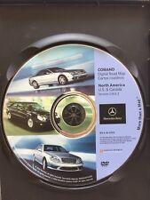 Mercedes Benz CLS CLK C-CLASS E-CLASS NAVIGATION NAV Disc 2004.2 BQ6460205