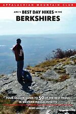 New listing  AMC'S BEST DAY HIKES IN BERKSHIRES: FOUR-SEASON GUIDE TO By Rene Laubach *VG+*