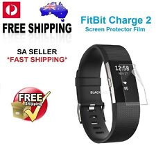 Fitbit Charge 2 Screen Protector Cover Film Waterproof Anti-Scratch SA SELLER