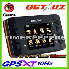 "Qstarz 2.4 ""LCD lt-q6000s MX 10hz GPS Data Logger Race Bike Ride Timer -"