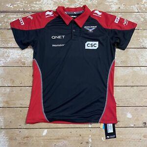 BNWT Marussia F1 Team Polo Shirt Medium