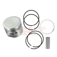 New Set of 4 Pistons Pins Rings for MGB 1972-1980 8.8-1 Comp Ratio + 020 Bore