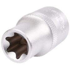 Außen Torx Steckschlüssel E24 Steck Nuss Schrauben 1/2 Zoll KFZ Werkzeug