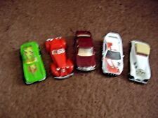 LOT OF 5 DIECAST HOT WHEEL CARS 1978 TO 1992