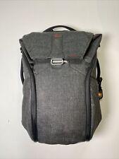 Peak Design Everyday Backpack 20L (V1) - Ash/Gray - Excellent Condition