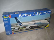 REVELL AIRBUS A380 2005 04218 Airline Plane Aviation Scale Model Kit 1:144
