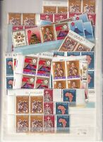 ITALY VATICAN CITY 2 PACKED PAGES MNH U/M MULTIPLES #1 COLLECTION LOT