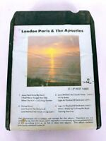 London Paris and The Apostles (8-Track Tape, 14602)