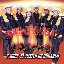 NEW/Sealed CD Durango Caliente Y Sigue El Pasito De Durango