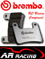 Brembo RC Racing Front Brake Pads To Fit Yamaha YZF 1000 R1 98-06