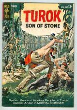 Turok #39 May 1964 VG Mortal Combat