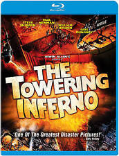 The Towering Inferno BLU-RAY Irwin Allen(DIR) 1974